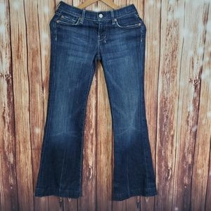 7 For all Mankind Jeans Dojo Jeans 26